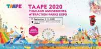 Thailand (Bangkok) Amusement & Attraction Parks Expo 2020