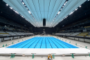 Aquatic Centre for Tokyo 2020 Olympics opens to the public
